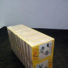 Boîtes d'Allumettes: LOTE DE 20 ANTIGUAS CAJAS DE CERILLAS. SIN USAR. FOSFORERA ESPAÑOLA. MOTIVOS: BALANZAS. Lote 189698646