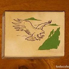 Cajas de Cerillas: CAJA CERILLAS FOSFORERA ESPAÑOLA - AGUILA. Lote 189808190