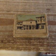Cajas de Cerillas: CAJA DE CERILLAS REPUBLICA COMPAÑIA ARRENDATARIA FOSFOROS TABACO LA ALBERCA, SANGUESA. Lote 190329955