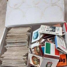Cajas de Cerillas: COLECCION DE CAJAS DE CERILLAS. Lote 190576731