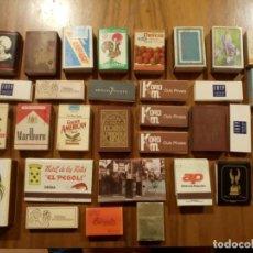 Cajas de Cerillas: LOTE CERILLAS.. Lote 191608073