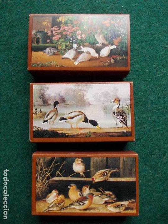 LOTE 3 CAJAS DE CERILLAS PINTORES FERDINAND (Coleccionismo - Objetos para Fumar - Cajas de Cerillas)