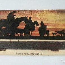 Cajas de Cerillas: 103 BOBADILLA JEREZ. Lote 194228257