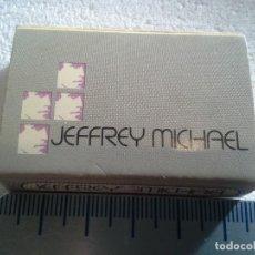Cajas de Cerillas: CAJA DE CERILLAS JEFFREY MICHAEL AMERICA COMPLETA. Lote 194252470