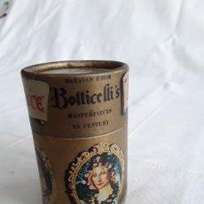 Cajas de Cerillas: CAJA DE CERILLAS BOTTICELLIS VACIA. Lote 194689116