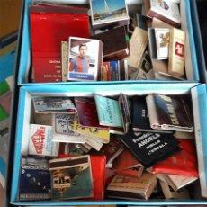Cajas de Cerillas: CAJAS Y CAJETILLAS DE CERILLAS. Lote 194756690