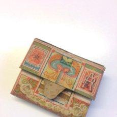 Cajas de Cerillas: CAJA DE CERILLAS ITALIANA S. XIX-XX. Lote 195211643