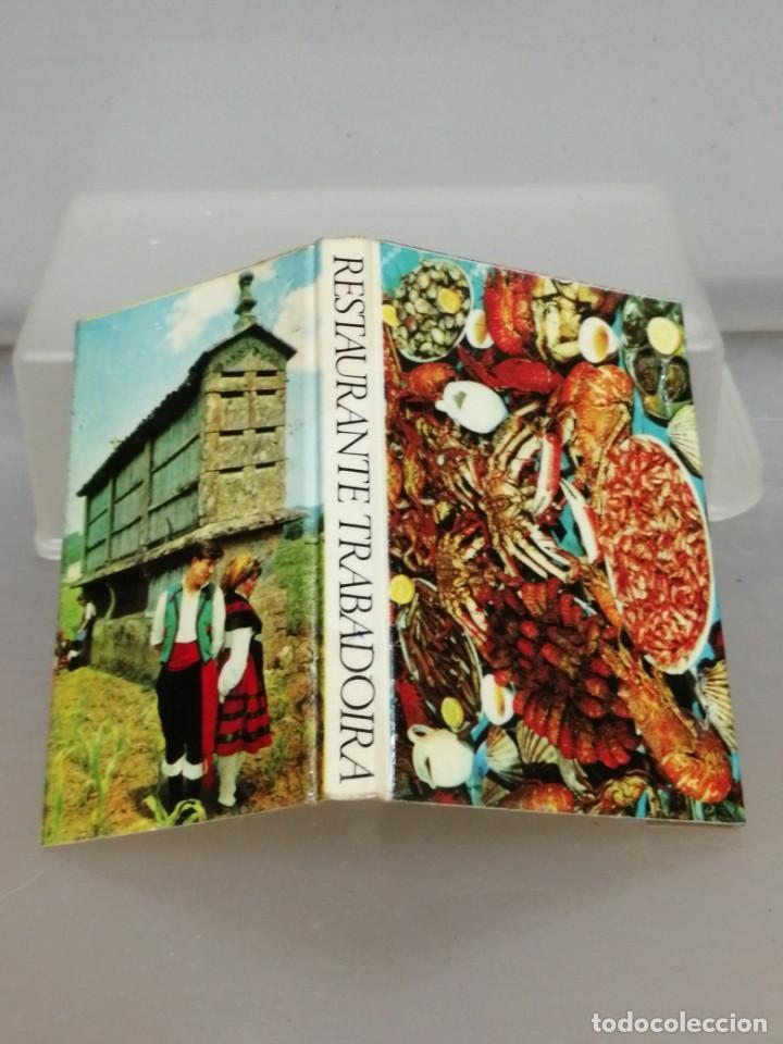 CAJA CERILLAS TARRAGONA RESTAURANTE TRABADOIRA (Coleccionismo - Objetos para Fumar - Cajas de Cerillas)