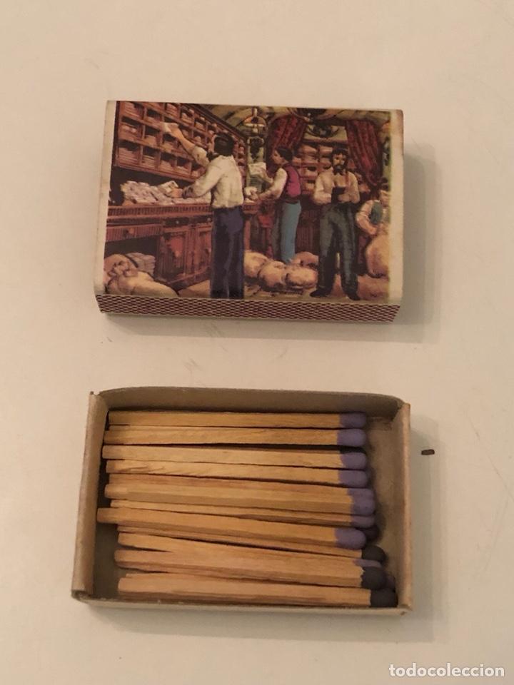 Cajas de Cerillas: Cerillas y cajas de cerillas, mitad del siglo XX, varios países - Foto 13 - 195292125