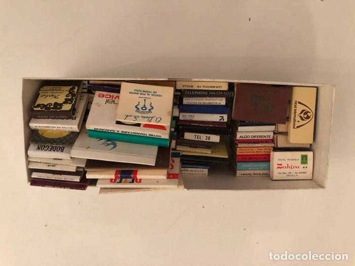 Cajas de Cerillas: Cerillas y cajas de cerillas, mitad del siglo XX, varios países - Foto 35 - 195292125