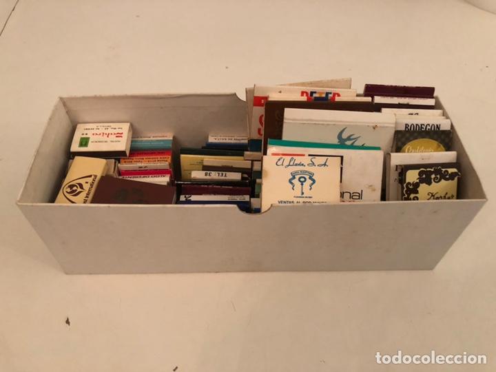 Cajas de Cerillas: Cerillas y cajas de cerillas, mitad del siglo XX, varios países - Foto 36 - 195292125