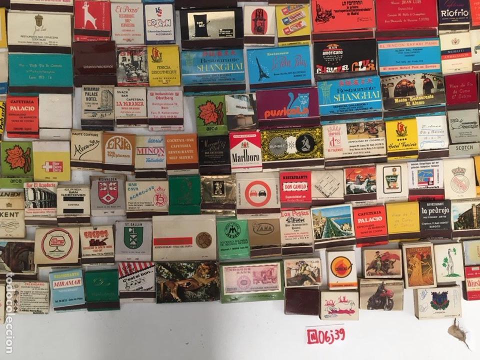 Cajas de Cerillas: Importante lote de cerillas publicidad ver fotos - Foto 7 - 195300728