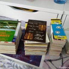 Cajas de Cerillas: UNAS 700 CAJAS DE CERILLAS VACIAS. Lote 195386611
