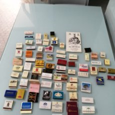 Cajas de Cerillas: ESPECTACULAR COLECCIÓN DE CAJAS DE CERILLAS DEL MUNDO. LAS VEGAS, NEW YORK, MÉJICO, LONDRES, BANGKOK. Lote 197635935