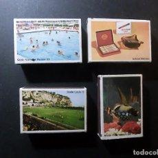 Cajas de Cerillas: CAJITAS DE CERILLAS MÓNACO. Lote 197789751