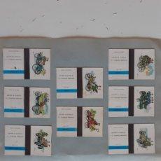 Cajas de Cerillas: (SEVILLA) 30 CAJAS CERILLAS - COCHES ANTIGUOS. Lote 199192177