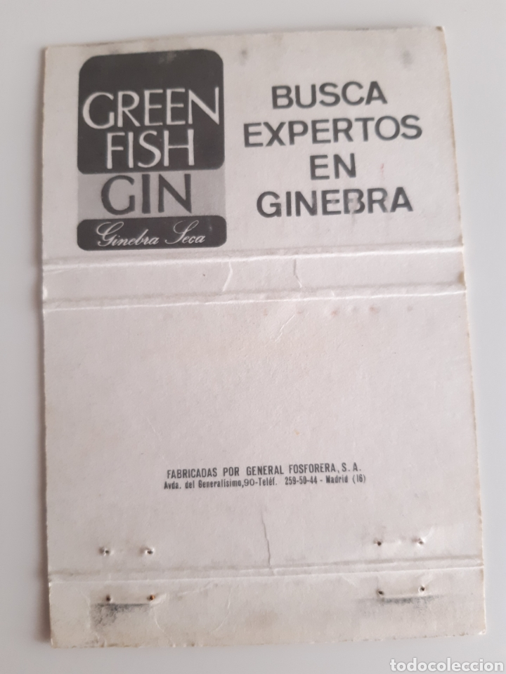 Cajas de Cerillas: CARTERITA CERILLAS - CLUB LA CUADRA ( BARACALDO - BILBAO) - PILE 43. - Foto 3 - 199789213
