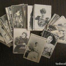 Cajas de Cerillas: LOTE DE 57 CROMOS ANTIGUOS DE LAS CAJAS DE CERILLAS-VER FOTOS-(V-19.567). Lote 201524125