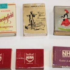 Cajas de Cerillas: LOTE CERILLAS. Lote 204127438