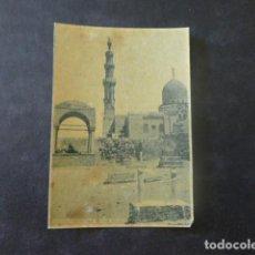 Cajas de Cerillas: EGIPTO CROMO ENVUELTA SIGLO XIX. Lote 205357698