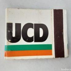 Cajas de Cerillas: CAJA CERILLAS UCD. Lote 205568426