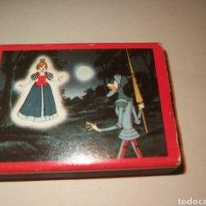Cajas de Cerillas: CAJA CERILLAS DON QUIJOTE. Lote 206900347