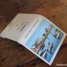 Cajas de Cerillas: CAJA DE CERILLAS - TARRAGONA 10 PLAYA CAMBRILS - FOSFORERA ESPAÑOLA SIN USO. Lote 210429928