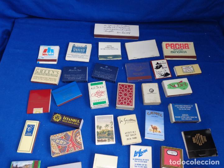 Cajas de Cerillas: LOTE MAS DE 30 CAJAS DE CERILLAS ANTIGUAS VER FOTOS! SM - Foto 3 - 212521298