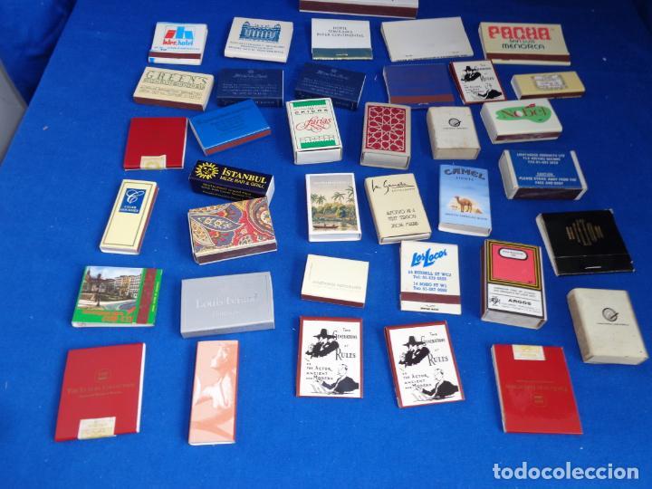 Cajas de Cerillas: LOTE MAS DE 30 CAJAS DE CERILLAS ANTIGUAS VER FOTOS! SM - Foto 4 - 212521298