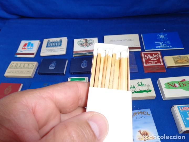 Cajas de Cerillas: LOTE MAS DE 30 CAJAS DE CERILLAS ANTIGUAS VER FOTOS! SM - Foto 5 - 212521298