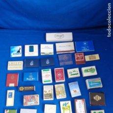 Cajas de Cerillas: LOTE MAS DE 30 CAJAS DE CERILLAS ANTIGUAS VER FOTOS! SM. Lote 212521298