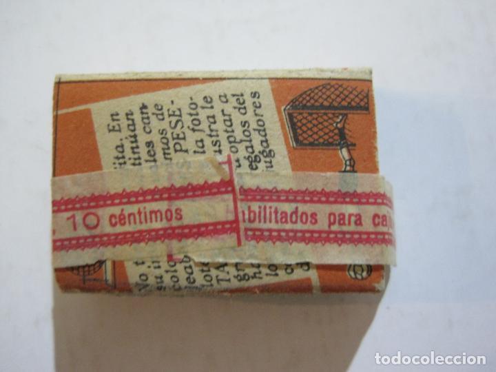 Cajas de Cerillas: CAJA DE CERILLAS DE FUTBOL-JOSE ALBA-MALAGA-TEMPORADA 1936 1937-GUERRA CIVIL-VER FOTOS-(V-21.780) - Foto 9 - 214853466
