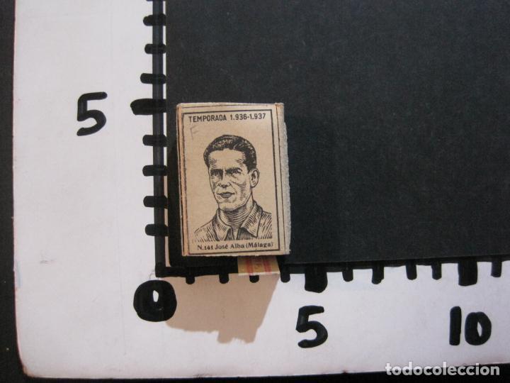 Cajas de Cerillas: CAJA DE CERILLAS DE FUTBOL-JOSE ALBA-MALAGA-TEMPORADA 1936 1937-GUERRA CIVIL-VER FOTOS-(V-21.780) - Foto 12 - 214853466