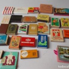 Cajas de Cerillas: CAJAS DE CERILLAS VARIADAS 27. Lote 217011813