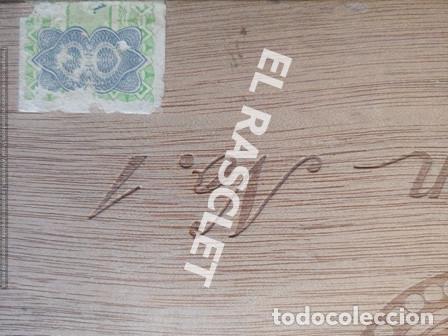 Cajas de Cerillas: CAJA VACIA TABACO DON JULIAN Nº 1 NUMERADA - Foto 4 - 218312826