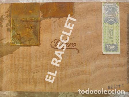 Cajas de Cerillas: CAJA VACIA TABACO DON JULIAN Nº 1 NUMERADA - Foto 6 - 218312826