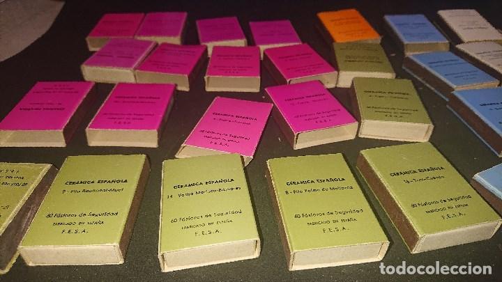 Cajas de Cerillas: LOTE DE 39 CAJAS DE CERILLAS DE OBJETOS , ESTAN VACIAS Y A ALGUNA LE FALTA EL CAJ , LEER DESCRIPCION - Foto 3 - 218348731