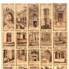 Cajas de Cerillas: COMPAÑIA ARRENDATARIA DE FOSFOROS, MADRID. 20 CAJAS DE CERILLAS. C. 1930. Lote 218485873
