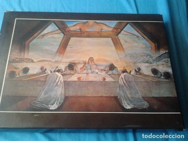 Cajas de Cerillas: Estuche de cajas de cerillas Fosforera Española (FESA) Dalí - Foto 2 - 245421255