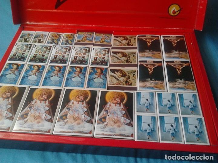 Cajas de Cerillas: Estuche de cajas de cerillas Fosforera Española (FESA) Dalí - Foto 3 - 245421255