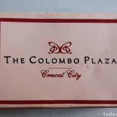Cajas de Cerillas: CAJA DE CERILLAS DE SRI LANKA - THE COLOMBO PLAZA. Lote 221476547