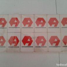 Cajas de Cerillas: PAQUETE DE CERILLAS ARAGONESAS. Lote 221531563