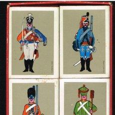 Cajas de Cerillas: SOLDADOS - CAJA CONTENIENDO 15 CAJITAS DE CERILLAS - VER FOTOS. Lote 221833570