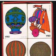Cajas de Cerillas: GLOBOS - CAJA CONTENIENDO 15 CAJITAS DE CERILLAS - VER FOTOS. Lote 221834385