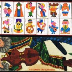 Cajas de Cerillas: CIRCO - CAJA CONTENIENDO 20 CAJITAS DE CERILLAS - VER FOTOS. Lote 221835535