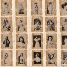 Cajas de Cerillas: FOTOTIPIAS DE LAS CAJAS DE CERILLAS SERIE 1-1ª. Lote 222122606