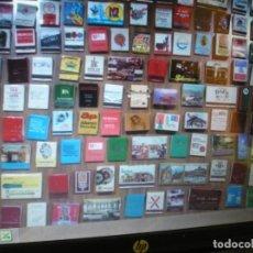 Cajas de Cerillas: LOTE DE MÁS DE 100 CAJAS DE CERILLAS. Lote 222501333