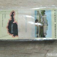 Cajas de Cerillas: BLISTER CONTENIENDO LOS 20 CARTONES ORIGINALES DE BELLEZAS DE AUSTRIA DE FESA. Lote 222519333