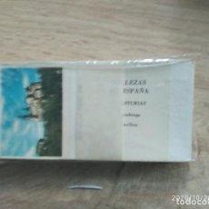 Cajas de Cerillas: BLISTER CONTENIENDO LOS 30 CARTONES DE BELLEZAS DE ESPAÑA DE FESA AÑO 1.962. Lote 222519706