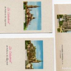Cajas de Cerillas: CAJAS DE CERILLAS LA CATEDRAL DE FOSFORERA ESPAÑOLA (FESA). Lote 222524266